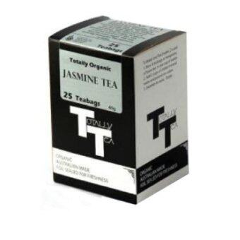 Harga Totally Tea Organic Jasmine Tea