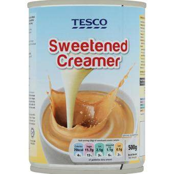 Harga TESCO CHOICE SWEETENED CREAMER 500G