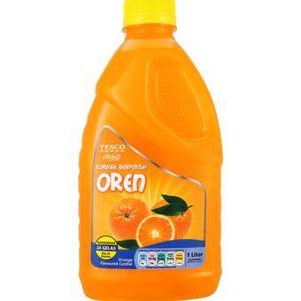 Harga TESCO CHOICE ORANGE CORDIAL 1L