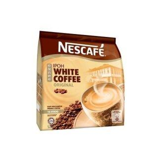 Harga NESCAFE Ipoh White Coffee Original 15x36g Sticks