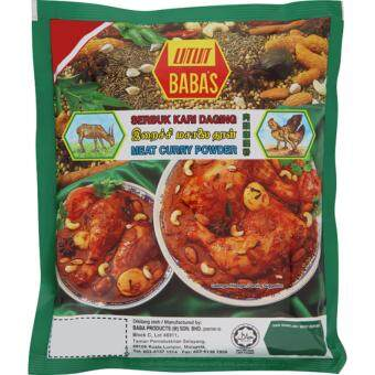 Harga BABA MEAT CURRY POWDER 250G