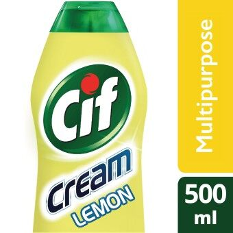 Harga Cif Cleaning Cream Lemon 500 ml
