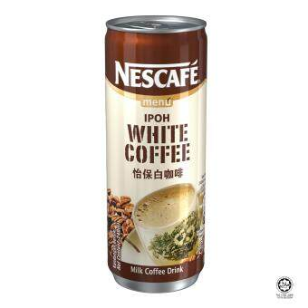 Harga NESCAFE White Coffee 240ml