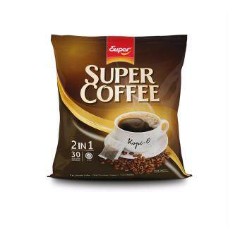 Harga SUPER COFFEE - Kopi-O 19g x 30 Pouch pack