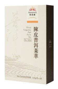 Infinitus Dried Tangerine Peel Pu'er Tea - 2