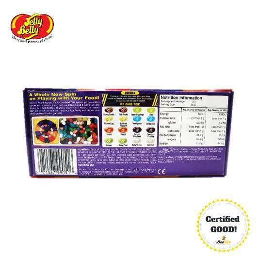 Jelly Belly Bean Boozled Spinner Wheel Game Box 100g