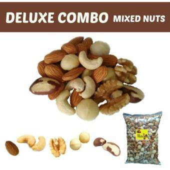 Harga [JUZNUTS] 1kg Deluxe Combo Mixed Nuts