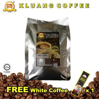 Harga KLUANG COFFEE 100% Arabica Pure Coffee Bean (500gm)