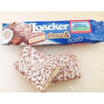 Loacker Choco & Coco 3.1 OZ / 88G - 5