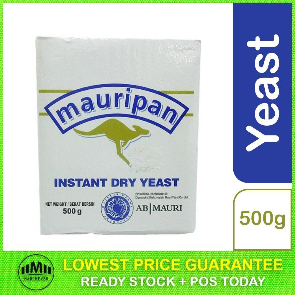 Mauripan Instant Dry Yeast (500g)