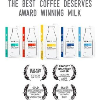 MilkLAB Non-Dairy Value Bundle (Soy, Almond and Coconut) - 2