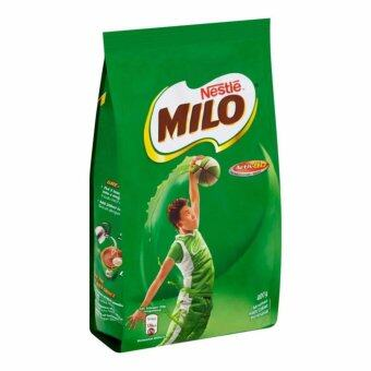 Harga Milo Active-Go Softpack 400g FREE 80g