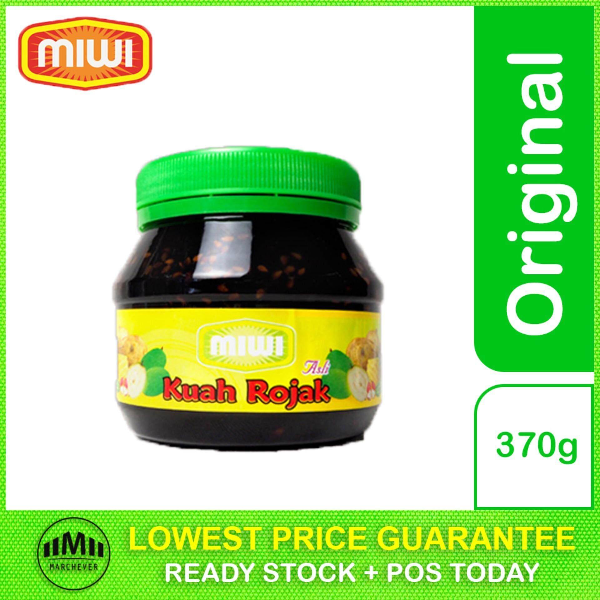 Miwi Penang Rojak Sauce / Kuah Rojak Original (370g)