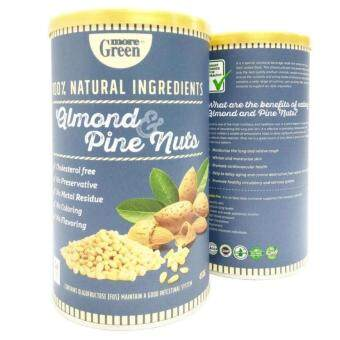 Harga More Green Almond & Pine Nut 450g