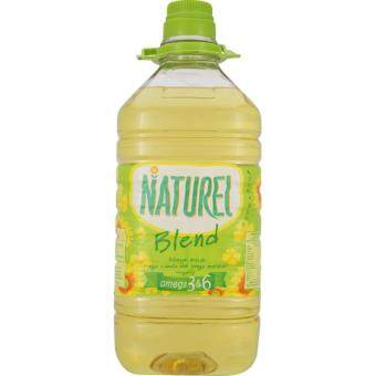 Harga NATUREL BLENDED OIL 3KG