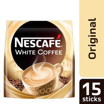 Harga NESCAFE White Coffee Original 15 Sticks, 36g Each (SPECIAL OFFER)
