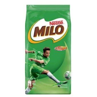 Harga NESTLE MILO Activ-Go Chocolate Malt Powder 1kg (SPECIAL OFFER)