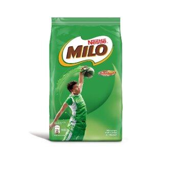 Harga NESTLE MILO Activ-Go Chocolate Malt Powder 400g