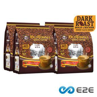 OLDTOWN White Coffee 3in1 Extra Rich x 4 packs
