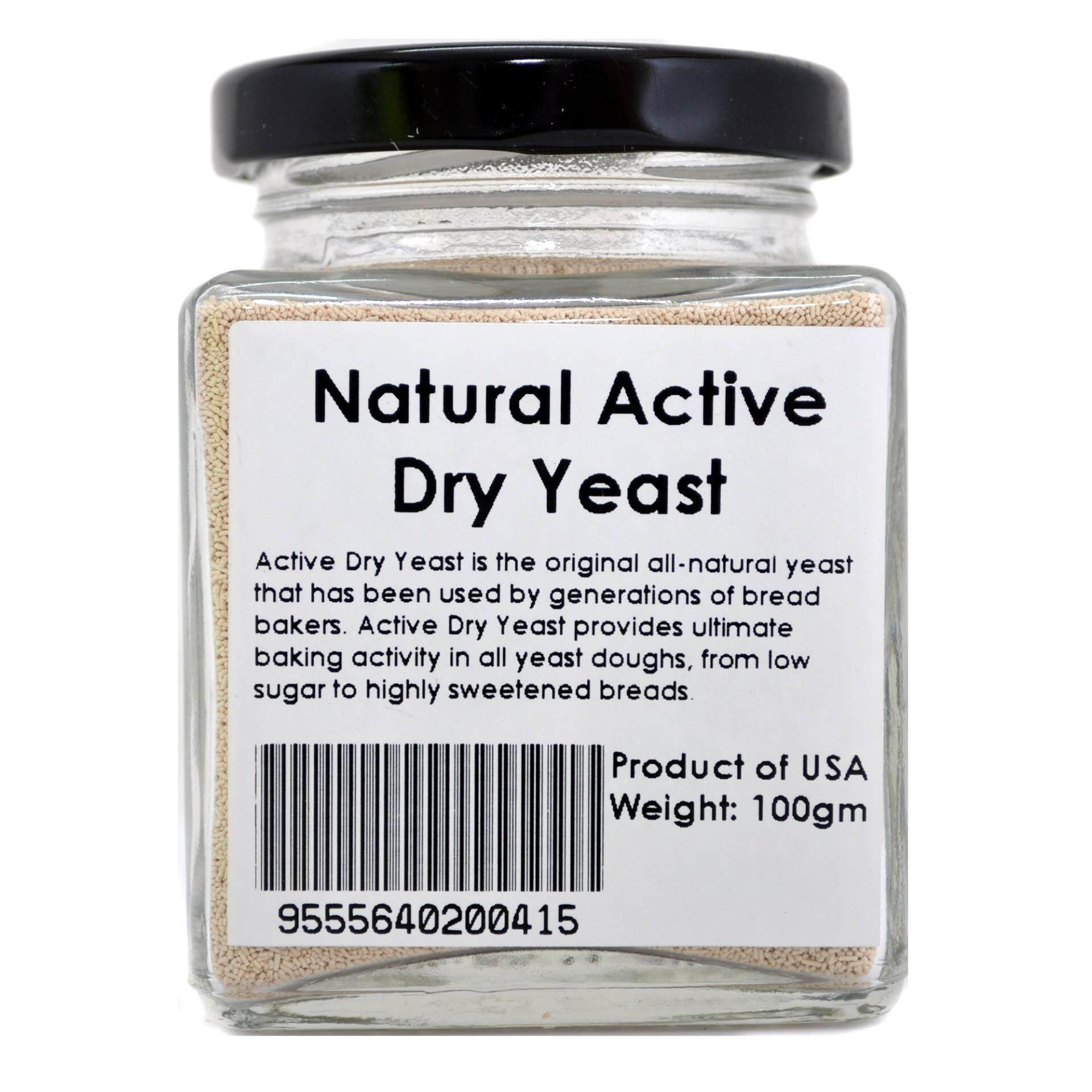 OPIKA Natural Active Dry Yeast 100g