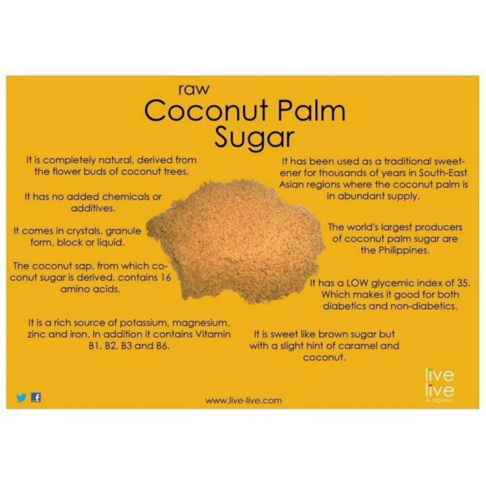 OPIKA Natural Coconut Palm Sugar 300g (Twin Pack)
