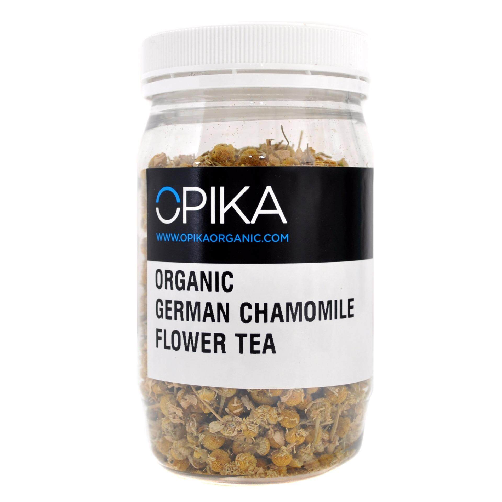 OPIKA Organic German Chamomile Flower Tea 30g