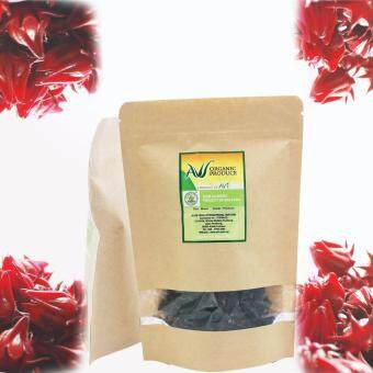 Harga ORGANIC ROSELLE (Dehydrated) (5 packs)