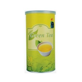 PHHP GREEN TEA (HALAL) (SUGAR-FREE, ANTIOXIDANT, SLIMMING,DESTRESS, IMPROVES ENERGY)