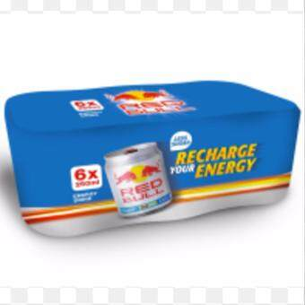 Harga REDBULL - RED BULL SILVER LESS SUGAR 1X6 CANS (250ML EACH)