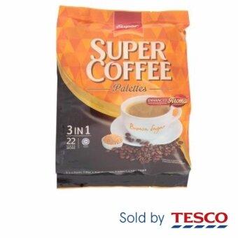 Super Coffee 3 in 1 Brown Sugar 22 x 22g
