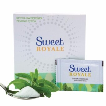 Harga SweetRoyale Stevia Natural Sweetener