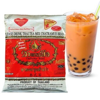 Thai Tea Cha TraMue Red Tea Number One Brand 400g
