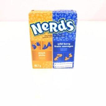 Harga Wildberry & Peach Nerds 46.7g