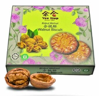 Harga Yee Hup Walnut Biscuit Delight (Box)