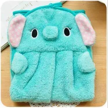 Cartoon super absorbent towel