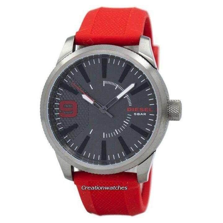 ยี่ห้อนี้ดีไหม  ลพบุรี Diesel_Rasp Timeframes Quartz DZ1806 Men s Watch