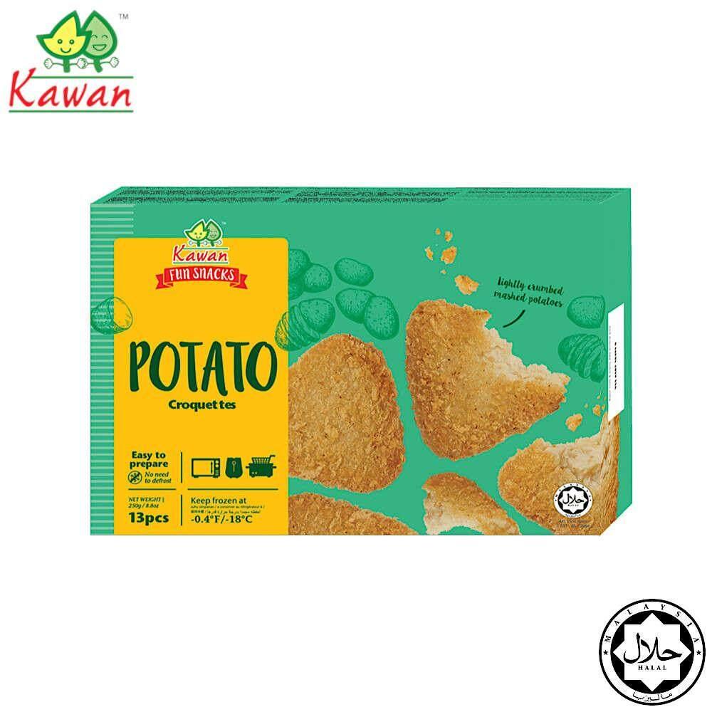 KAWAN Potato Croquette (13 pcs - 250g)