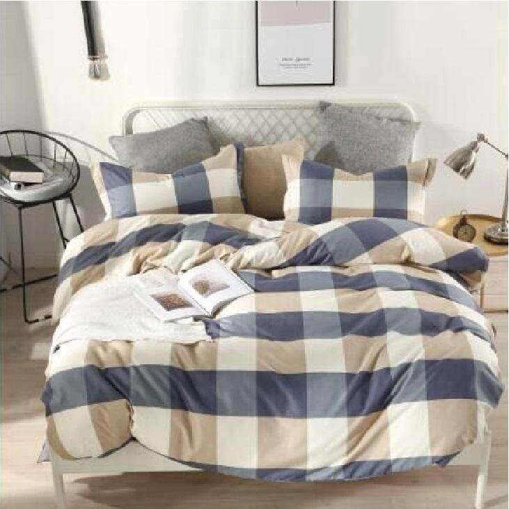 Aussino Relax Kindia Quilt Cover Set - Queen