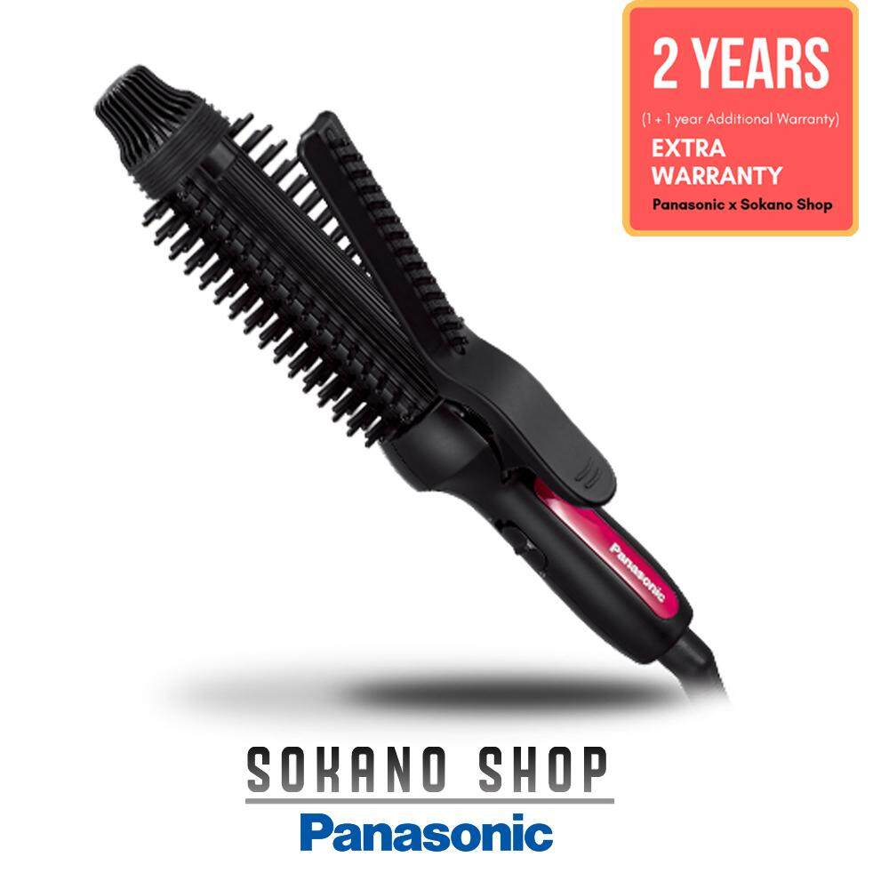(RAYA 2019) Panasonic EH-HT45-K 26mm Compact Styling Brush Iron