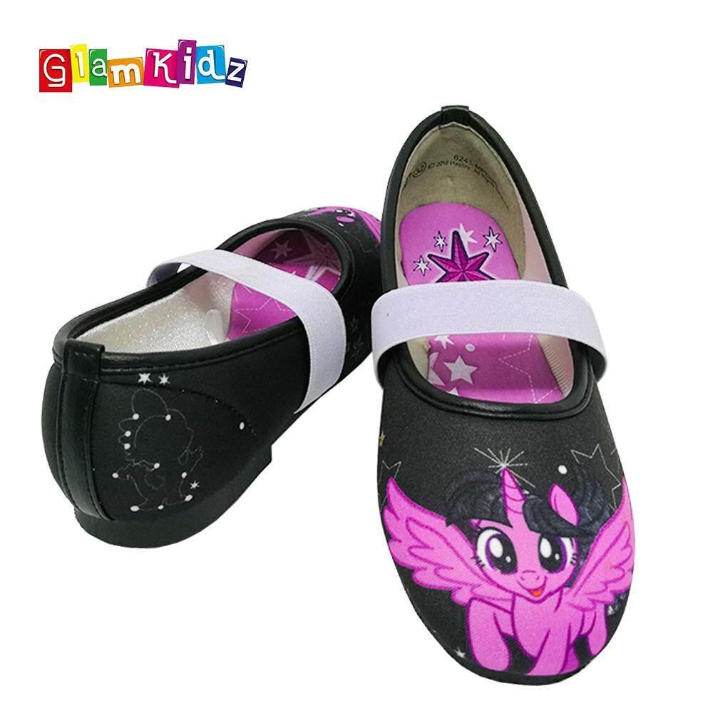 aed0b53c8b GlamKidz My Little Pony Girls Sandals (Purple)  6241