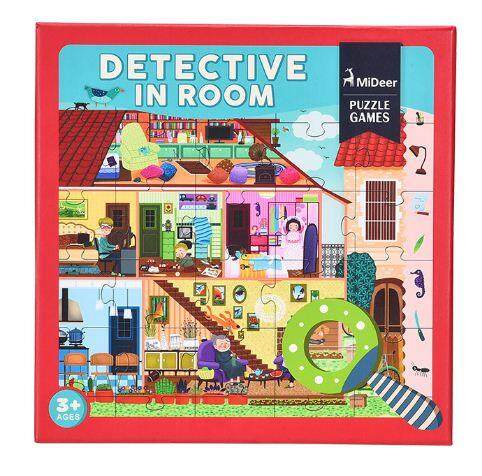 MiDeer Detective In Room Puzzzle Games
