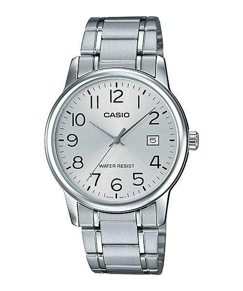 (2 YEARS WARRANTY) Casio Original MTP-V002D Dress Analog-Gent's Watch