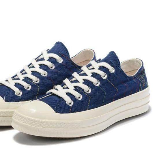 ยี่ห้อนี้ดีไหม  บึงกาฬ Converse_all Star70s คู่รองเท้าผ้าใบรองเท้าบุรุษรองเท้าผู้หญิง