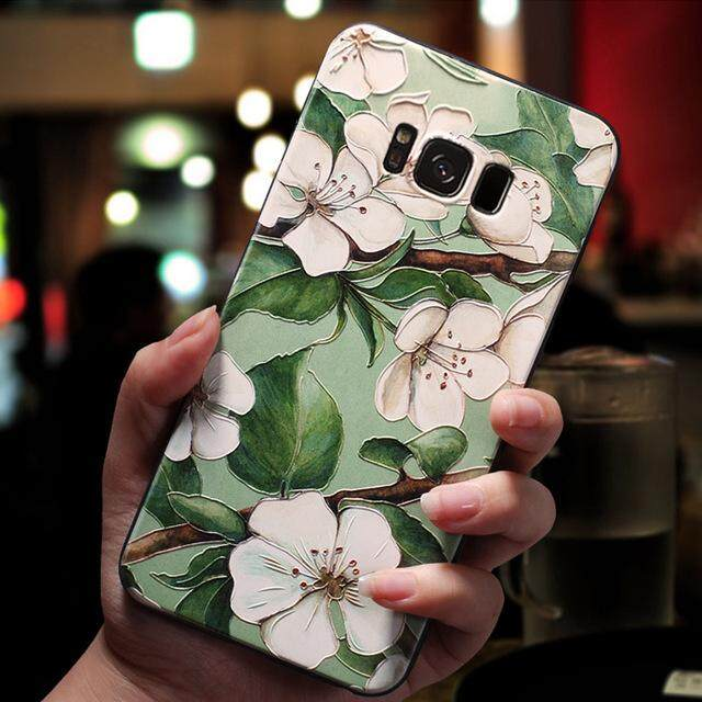 Ốp Lưng điện thoại Samsung Galaxy A3 A5 A6 A7 A8 A9 2016 2017 2018 Ngôi Sao M10 M20 M30 A30 A40 a50 A70 J2 J3 J5 J7 2015 năm 2016 Thủ J4 J6 S8 S9 S10 Plus S10e S6 S7 Edge Note 4 5 8 9 Bìa mềm