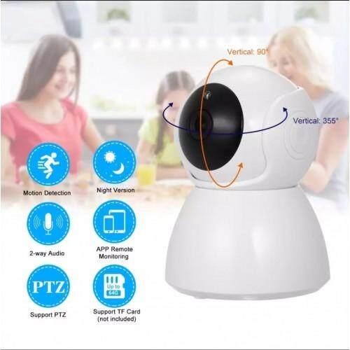 V380 Wireless WiFi Smart Net IP Camera H 265/1080P Full HD