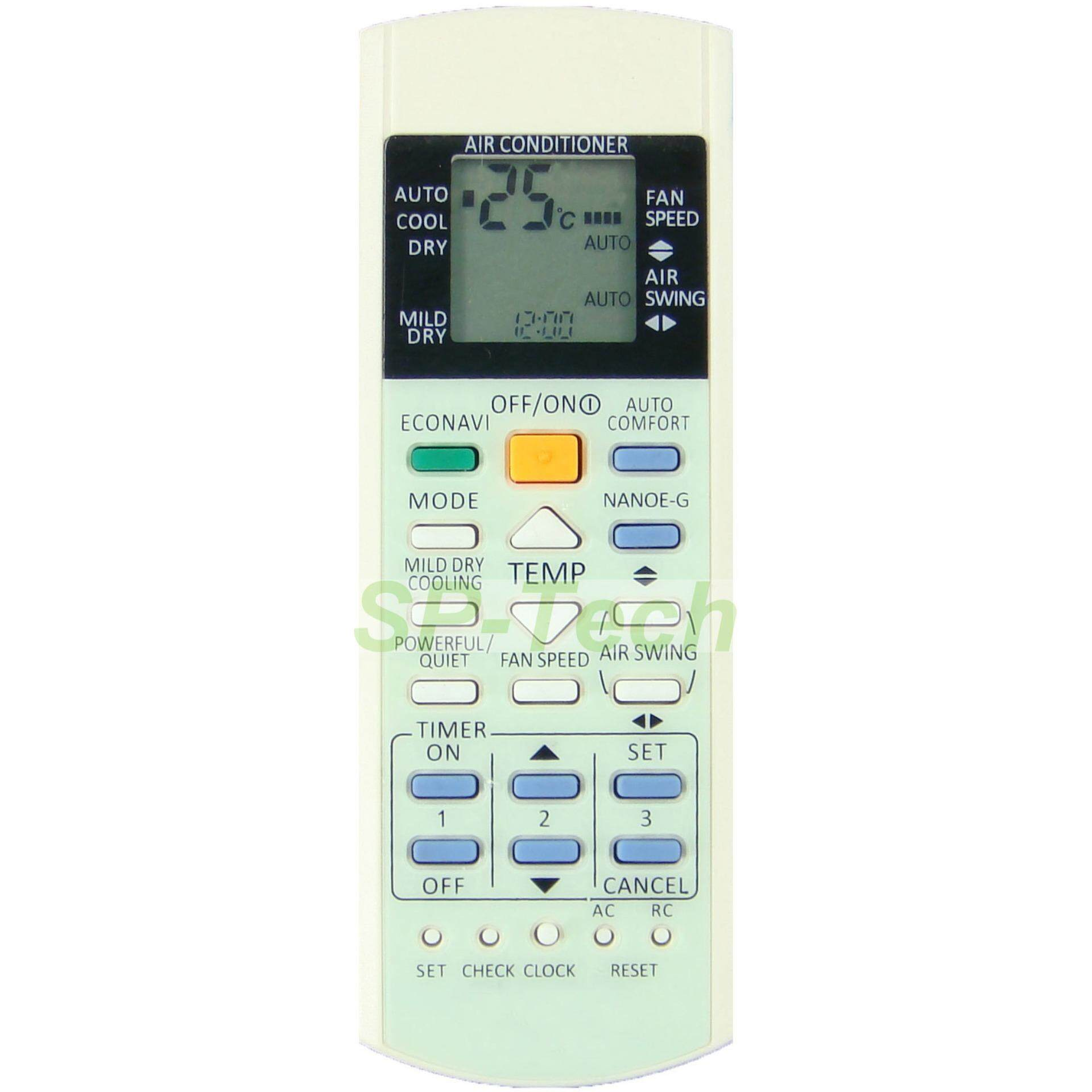 CS-S15PKH PANASONIC AIR CONDITIONING REMOTE CONTROL (BUY 2 FREE 1)