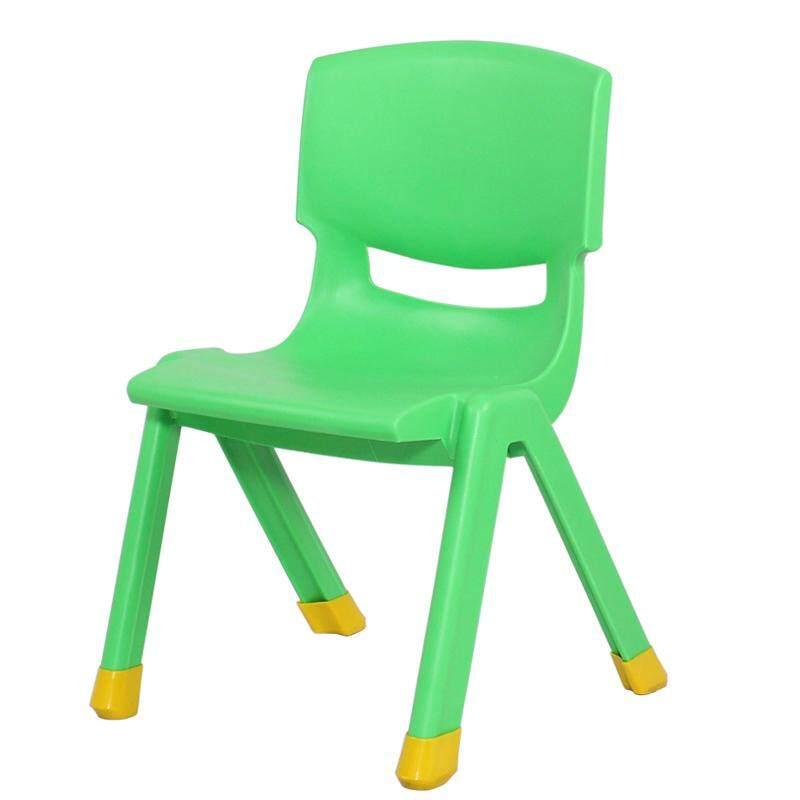 สอนใช้งาน  กาญจนบุรี RuYiYu - 28 ซม. ความสูง  ซ้อนกันได้พลาสติกเด็กการเรียนรู้เก้าอี้  เก้าอี้ที่สมบูรณ์แบบสำหรับ Playrooms  โรงเรียน  daycares และบ้าน