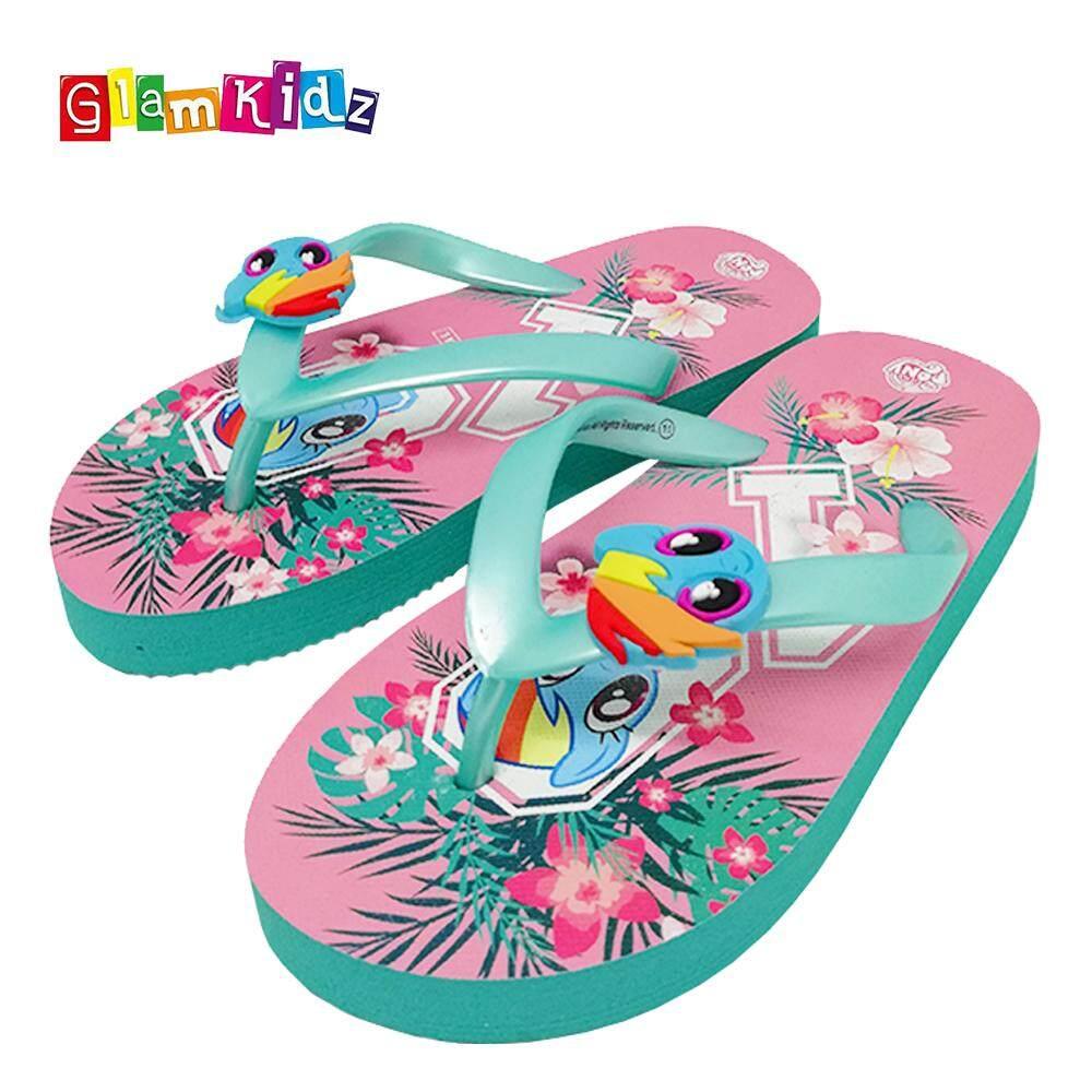 6c55753121f GlamKidz My Little Pony Girls Slippers (Pink)  2597