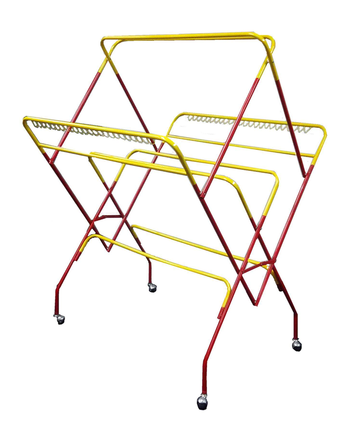 (LZ) 323 Portable Cloth Drying Rack (10 Bars)
