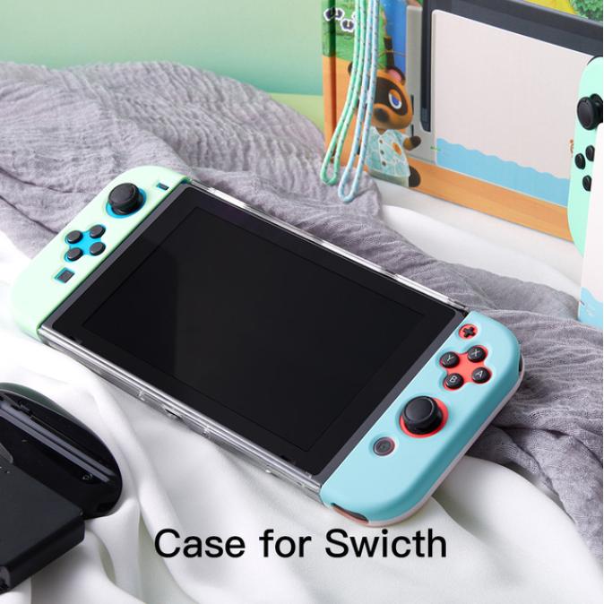 Hình ảnh Cho Nintendo Switch Bag trường hợp Animal Crossing Swicth nintendoswitch Nintendo chuyển đổi NS NX trở lại trường hợp Joy Con Bìa phụ kiện
